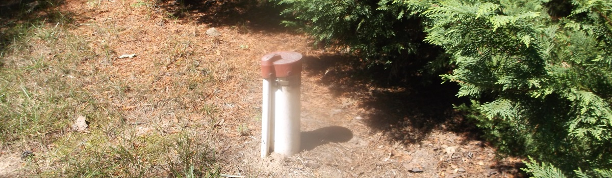 Septic Inspection Location